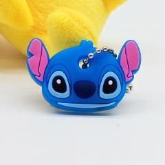cartoon Silicone Protective key Case Cover For key Control Dust Cover Holder Organizer kitty Home Accessories Supplies