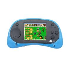 8 Bit 2.5 inch RS-8 Mini Family Video Game Console Portable Handheld Game Players Built-in 260 Classic Games AV TV Output Tetris