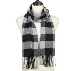 New 2019 women scarf warm winter cashmere scarves neck shawls for lady female foulard pashmina bandana casual echarpe