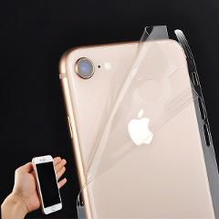 Ice Surface For iPhone 11 XS 6 Back Film Thin Screen Protector Protective Stickers Cover Transparent Paster Rear Decorative Film