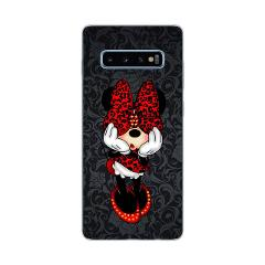 For S10 Plus Lite Cartoon Mickey Minnie Phone Case For Samsung Galaxy S8 S9 Plus S6 S7 Edge S10E Note 8 Note 9 Note 10 Pro Cover