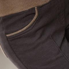 Pencil Pants Plus Size S-4XL Winter Warm Casual Women Cotton Pants Thick Panelled Stretch High Elastic Waist Ladies  6517 50