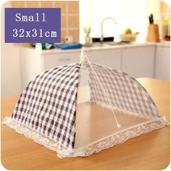 Foldable Table Food Cover Umbrella Style Anti Fly Mosquito Kitchen Cooking Tools Meal Cover Table Mesh Food Covers