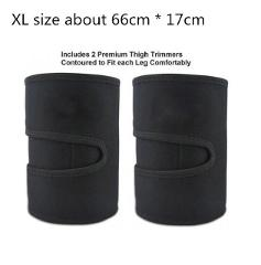 Leg Shaper Sauna Sweat Thigh Trimmers Calories off Warmer Slender Slimming Legs Fat Thermo Neoprene Compress Belt Face Lift Tool