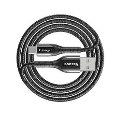 Essager USB Type C Cable For Samsung Xiaomi Redmi Note 8 Pro Fast Charging USB-C Type-c Cord 3M USBC Charger Mobile Phone Cable