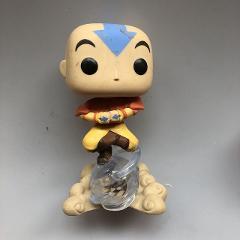 Exclusive Original Funko pop Avatar: The Last Airbender Aggretsuko Vinyl Action Figure Collectible Model Loose Toy No Box