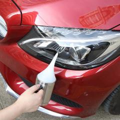 High Quality 2 Cover Car Headlight Refurbished Atomizing Cup Car Headlight Lens Restoration Kit Polishing Tool Restore Clear