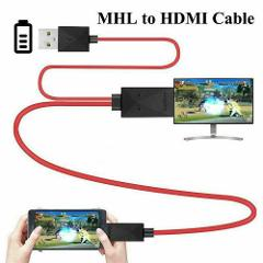 New Micro USB To HDMI 1080P HD TV Cable Adapter Android Smart for Xiaomi Redmi Note 5 Pro  Samsung S7 Micro Charger