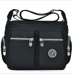 Women Top-handle Shoulder Bag Designer Handbag Famous Brand Nylon Female Casual Shopping Tote  Crossbody Bag Messenger Bags