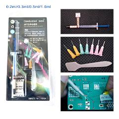 Silver Conductive paint 1pc silver conductive glue wire electrically paste adhesive paint PCB repair conductive silver paint pen