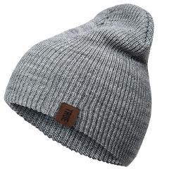 WISHCLUB Winter Hat Fashion Caps Women Men Cotton PU Letter Solid Warm Hip-hop Beanies Winter Hat Comfortable Knitting Hat шапка
