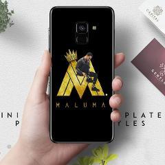 Lavaza Bunny Maluma Ozuna POP Rapper Silicone Case for Samsung A3 A5 2016 2017 A6 Plus 2018 A7 A8 A9 A10 A30 A40 A50 A70 J6