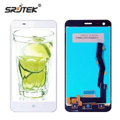 Srjtek For ZTE Blade S6 Plus LCD Screen LCD Display Touch Screen Assembly Replacement 5.5'' For ZTE Blade S6 Plus Display White