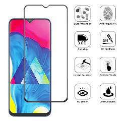 Tempered Glass For Samsung Galaxy A20 A10 A50 A40 A30 M10 M20 M30 Screen Protector for Samsung A20 Full Cover Protection Glass