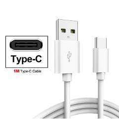 Fast Charger for Huawei Honor 6A 7 7X 8 Pro 9 V9 Mini 10 Lite P Smart 2019 Y5 Y6 2017 NOVA YOUNG  3.1 Type-C Usb Cable