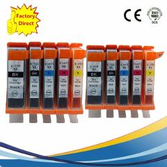 PGI 550 XL PGI550 PGI-550PGBK CLI-551 Ink Cartridges Replacement For Pixma MG-6350 MG-6450 MG-7150 IP-7250 MX-925