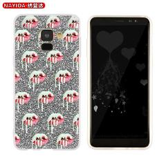 Case for Samsung A30 A50 A90 5G A3 A5 A7 A8 2016 2017 A6 2018 Plus soft Cases kanye west kim kardashian kimoji KYLIE JENNER cell