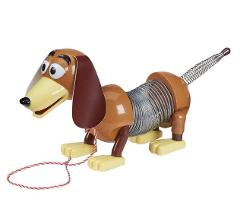 New Toy Story 4 Stretch Slinky Dog Sheepherder pvc Action Figures Metal Model Doll Limited Collection Toys Children Boy Gifts