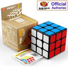 QIYI Magic Cubes Professional 3x3x3 Magic-cube Sticker 5.6CM Speed Cube Twist Puzzle Toys for Children Gift Cubo Magico MF3SET