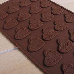 Specialized Heart Shape Series Silicone Mold cake decorating tools Cookie Cutter Fondant Cake chocolate candy Decorating Tools