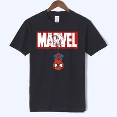 2019 Fashion Marvel t shirt men summer new The Avengers Superhero cotton short sleeves t-shirt man Casual T-shirts clothing