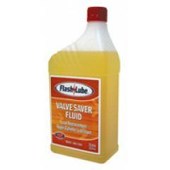 FLASHLUBE Additif VALVE SAVER FLUID FV1L 1 L Liter