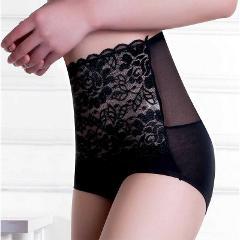 Ms. High Waist Slim Control Panties Body Shaper Briefs Shapewear Underwear