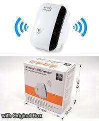 מגביר אות WiFi להגדלת טווח האינטרנט ברחבי הבית