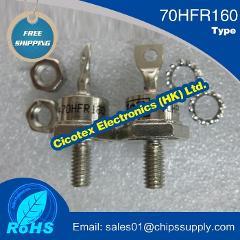 70HFR160 DO-203AB IGBT MODULE DIODE GEN PURP 1.6KV 70A DO203AB VS-70HFR160 VS70HFR160