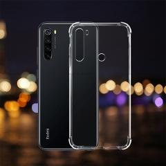 Airbag Anti-knok Phone Case For Xiaomi Redmi 7A 7 Note 8 Pro Soft TPU Case on the For Redmi Note 7 8 Pro Full Protective Cover