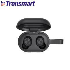 [IN STOCK] Original Tronsmart Spunky Beat TWS Bluetooth 5.0 Earphones  with QualcommChip Deep Bass Waterproof wireless  Earphone