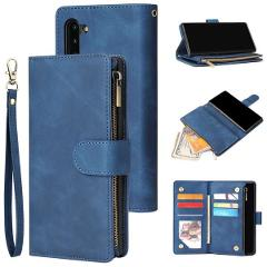 Full Flip Wallet Case for Samsung Galaxy Note 10 Plus PU Leather Stand Cover S8 S9 Plus Note 8 Note 9 A10 A20 A30 A40 A50 A70
