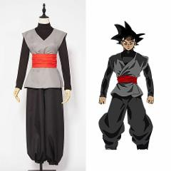 Dragonball S Dragon Ball Super Son Goku Black Zamasu Kai Cosplay Costume  Suit