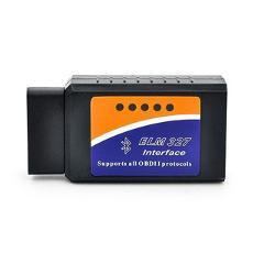 V2.1 ELM327 Bluetooth OBD2 Scanner for BMW VW Ford Volvo Nissan Peugeot Honda KIA ELM 327 OBD Code Scanner Car Diagnostic Tools