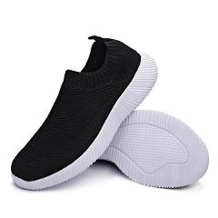 Women Fashion Sneakers Socks and Stockings Casual Shoes White Sneakers Summer knitted Women Vulcanized Sneakers Tenis Feminino
