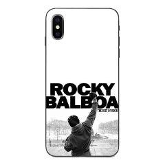 Soft Silicone TPU Black Shell Motivational Words Art Rocky Balboa For Xiaomi Redmi Mi Note 2 3S 8 9 Lite SE Pro