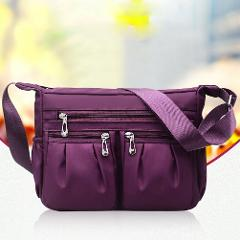 Multi Pocket Fashion Shoulder Handbags Crossbody Bags Waterproof Outdoor Travel