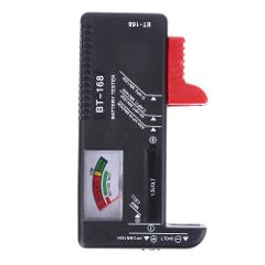 Universal BT168 Digital Battery Tester Volt Checker For AA AAA 9V Button Multiple Size Battery Voltage Meter Tester Tools