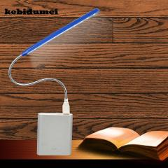kebidumei New Hot Flexible Ultra Bright Mini 10 LEDS USB Light Computer LED Lamp For PC Laptop Computer Convenient for reading