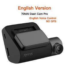 Xiaomi 70mai Dash Cam Pro 1944P GPS ADAS 70 mai pro car Cam Recorder English Voice Control 24H Parking Monitor Night Vision Wifi