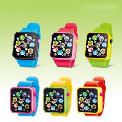Fashion Baby Toys Over 3 Years Children\\\'s Multi-function Smart Watch Infant Kinds Sound Story Toy Watches hot o