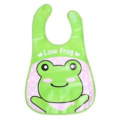 Baby Kids Bibs EVA Waterproof Newborn Saliva Towel Animals Cartoon Lunch Bibs Burp Cloth Infant Kids Feeding Bandana Baberos