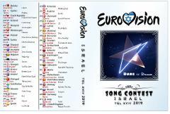 Eurovision Song Contest 2019 - ESC 2019 DVD + CD