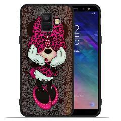 cartoon Custom For Samsung Galaxy A9 A8 A7 A6 A5 A3 J3 J4 J5 J6 J8 Plus 2017 2018 phone Case Cover Coque Etui soft silicone tpu