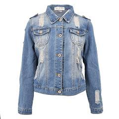 Winter On Sale Brand Plus Size 5XL 6XL Oversize Denim Jacket Women 2019 Slim Cotton Light Washed Long Sleeve Jeans Jacket Coats