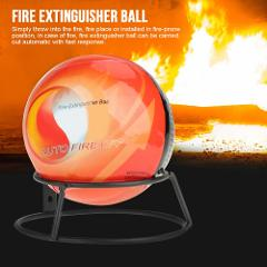 11cm 15cm Dry Powder Extinguisher Balls Auto Fire Extinguishing Ball Easy Throw Stop Fire Loss Tool Kitchen Car Home Safety