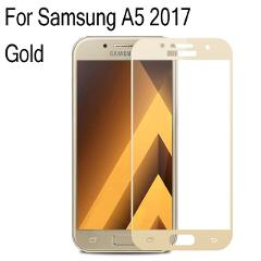 Thouport For Samsung Galaxy A5 2017 Glass A520 Full Cover Screen Protector Protective Film Tempered Glass For Samsung A5 2017