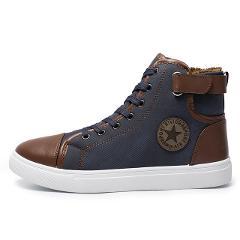 39-47 winter shoes Comfortable Non-Slip 2019 warm shoe men winter #NXDX868JM