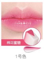 8 color gradient color Korean Bite Lipstick V Cutting Two Tone Tint Silky Moisturzing Nourishing Lipsticks Balm Lip Cosmetic