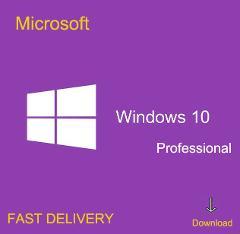 Activation Windows 10 Pro edition 64/32 bit Genuine key Lifetime license Promo